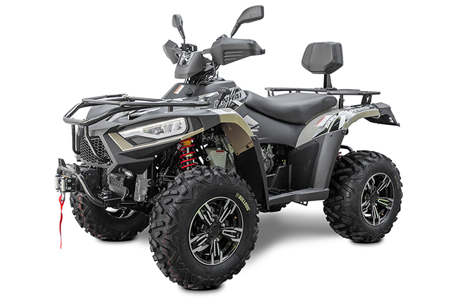 LINHAI 500 4X4 PRO MAX